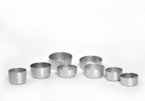 Алюмінієві    форми    для   випікання    кексів   і    мафі