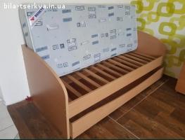 Кровать детская (Enran)+матрас Венето
