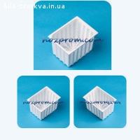 Прямоугольная форма для мягкого сыра 0,35 кг Купить сырные ф