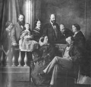 Фото семьи Браницких